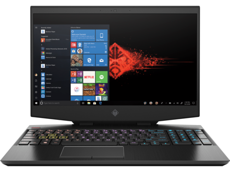 HP Renew 173Y7EA HP Omen 15-dh1005na, Core i7-10750H, 15.6, 16GB, 1TB SSD, WC, 6GB RTX 2060, Win 10 Grade Bronze, Slight Cosmetic Marks