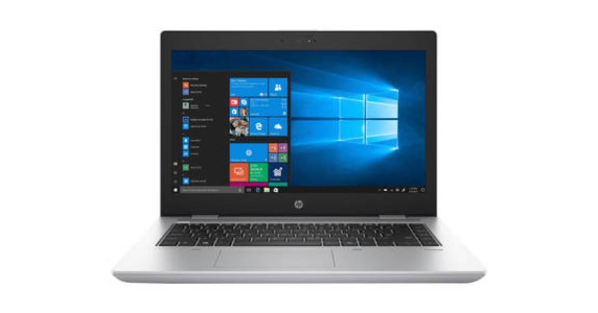 HP Renew 3UN47EA HP ProBook 650 G4 Core i5-8250U 15.6 4GB 500GB DVDRW Win 10 Pro **Grade Bronze, Slight Cosmetic Marks**