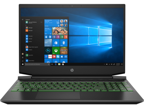 HP Renew 5YY93EA HP Gaming 15-ec0019na, AMD Ryzen 5-3550H, 15.6, 8GB, 512GB SSD, 3GB GTX1050, WC, Win 10