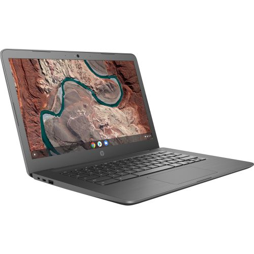 HP Renew 6AS60EA Chromebook 14-db0003na, AMD A4-9120C, 4GB, 32GB SSD, 14, Chrome Grade Bronze, Slight Cosmetic Marks
