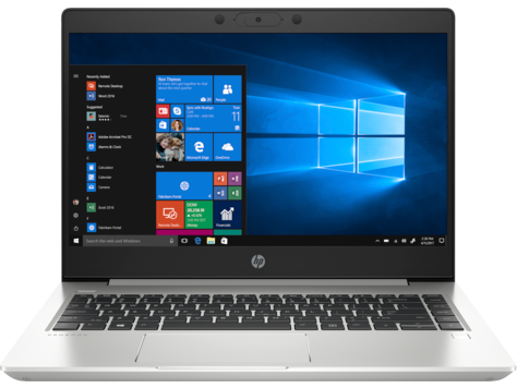 HP Renew 9VZ39EA ProBook 440 G7, Core i3-10110U, 14.0, 4GB, 256GB SSD, WC, Win 10 Pro - US Keyboard