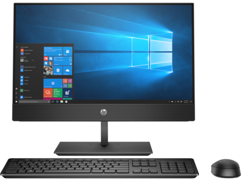 HP Renew 9WS93EC HP ProOne 600 G5, T Celeron G4930, 4GB, 128GB SSD, WC, 21.5, TS, No OS
