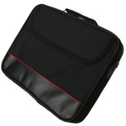 15.6 Black Laptop Carry Case