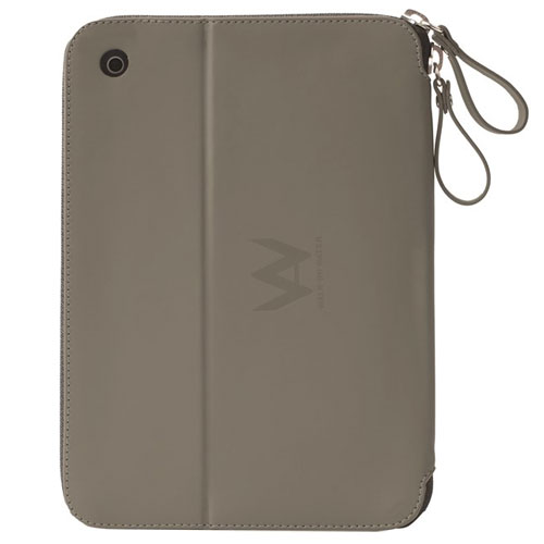 Grey Krusell Walk on Water Drop Off Tablet Case for iPad Air, New