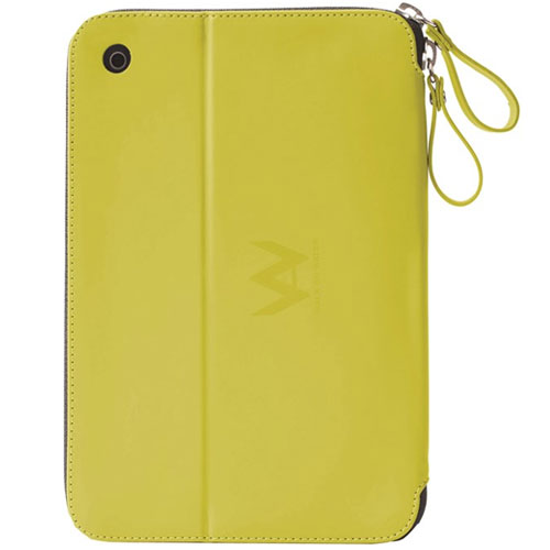 Yellow Krusell Walk on Water Drop Off Tablet Case for iPad Air, New