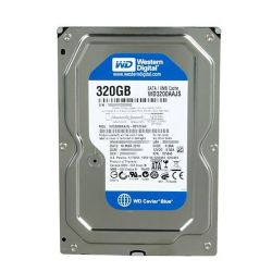 WD WD3200AAJS 3.5 SATA Hard Drive, 320GB, Tested Pulls, 6 Month Warranty