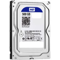 500GB SATA II 3.5 WD5000AVDS PC Hard Drive, 3.0Gbs 32MB Cache, 6 Month Warranty