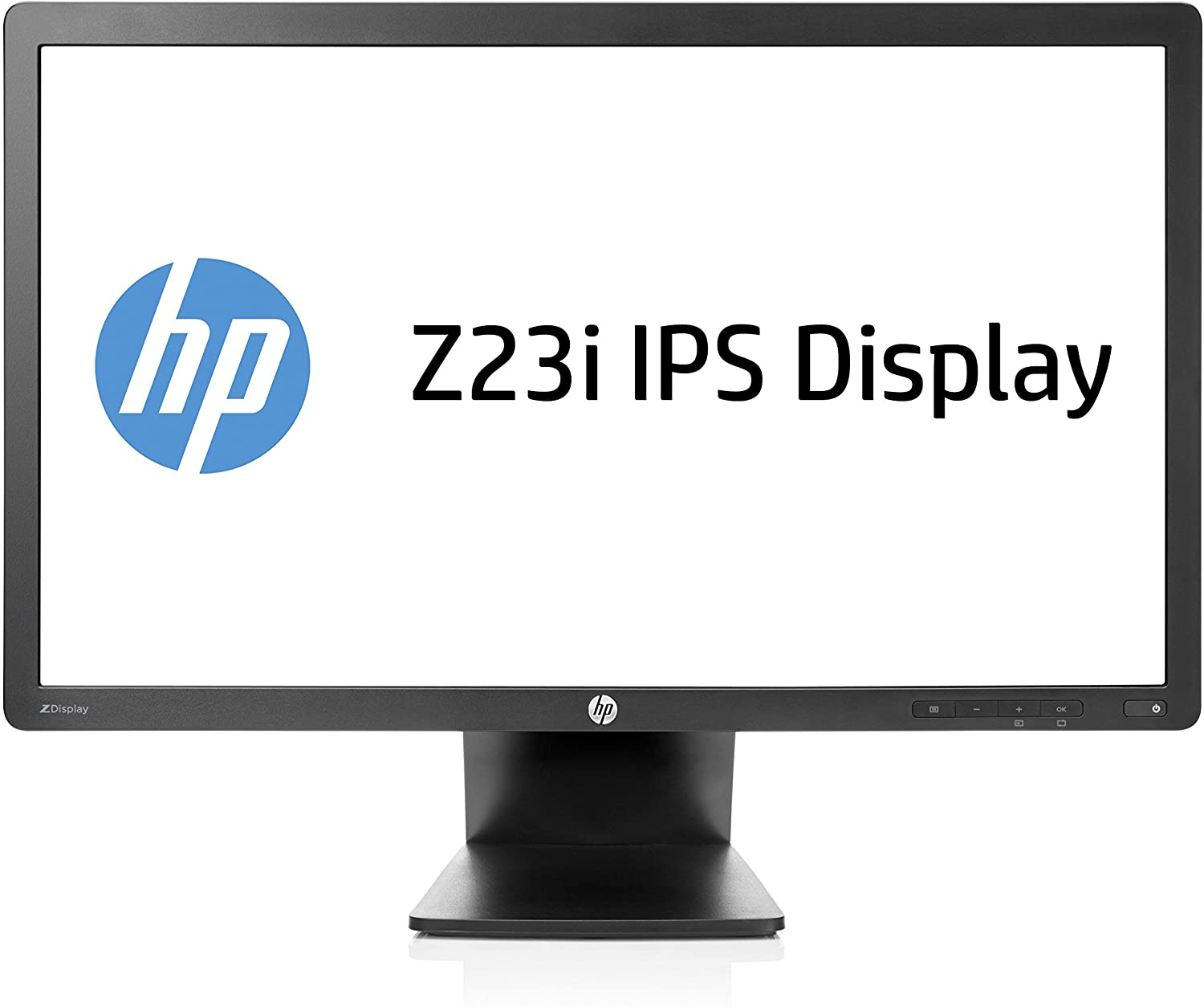 HP Z23i 23 IPS Full HD Monitor, VGA, DVI, DP, 3 USB, VESA, Grade A