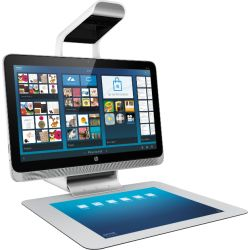 HP Renew K4T38EA Sprout AIO with 3D Scanner 23-s110nx, Core i7-4790S, 8GB, 1TB, WiFi, BT, 23 TS, Win 8.1
