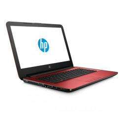 HP 1BW95EA 14-am078na, Red, Quad Core N3710, 14.0, 8GB, 2TB, WiFi, BT, WC, Win 10