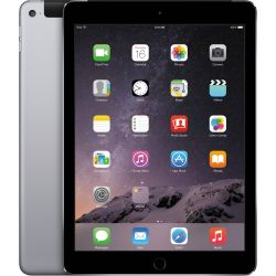 Apple iPad Air, 16GB, WiFi, Space Grey, Grade B Slight Screen Scratches, 6 Month Warranty
