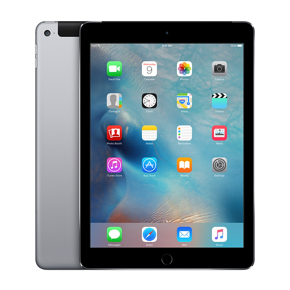 64GB Apple iPad AIR 2, WiFi, BlackSpace Grey, Grade A-, 6 Month Warranty