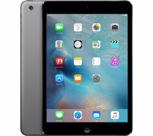 Apple iPad Air, 32GB, 4G Cellular + WiFi, BlackGrey, Grade B+, 6 Months Warranty