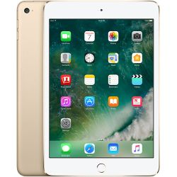 Apple iPad Mini 4, 16GB, WiFi, Gold, Grade A, Retail Boxed, 6 Months Warranty