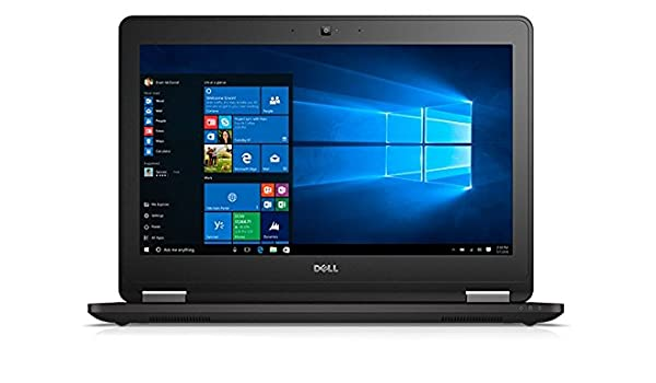 Dell Latitude E7270, Core i5-6300, 8GB Ram, 128GB SSD, 12.5, Win 10 Home, Grade A-