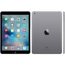 Apple iPad Air, 16GB, WiFi, Space Grey, Grade A-, 6 Month Warranty