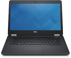 Dell E5470 Core i5-6300 8GB Ram 256GB SSD 14 Webcam Win 10 Pro, Grade A-